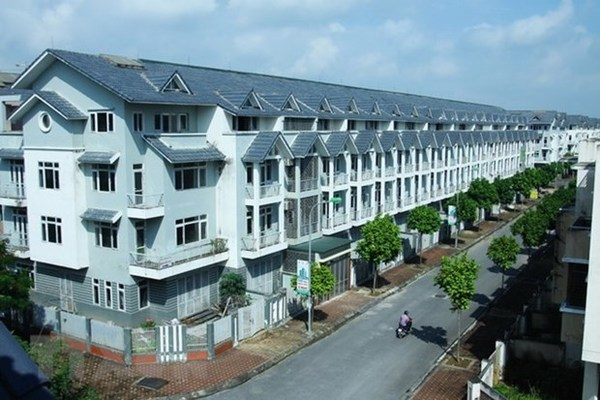 Supply of Hanoi town houses, villas hits record high in Q1
