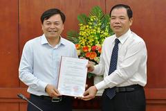 Phó bí thư Bắc Kạn Nguyễn Hoàng Hiệp làm Thứ trưởng Bộ NN&PTNT