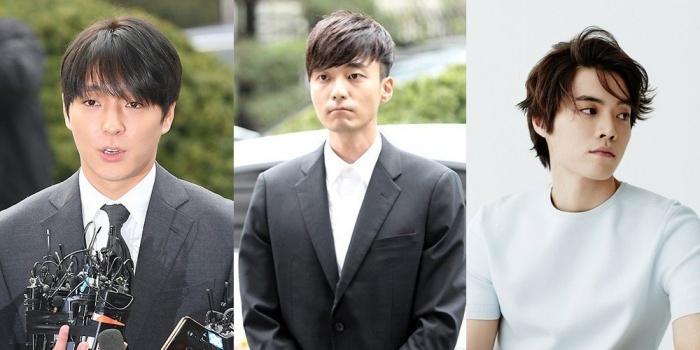 Seungri,Choi Jong Hoon,Eddy Kim,Roy Kim,Big Bang,FT Island,Jung Joon Young
