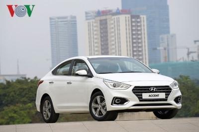 Người Việt mua hơn 32.000 ô tô trong tháng 3/2019