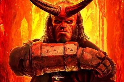 Sự trở lại của 'Hellboy' với những pha hành động kinh dị