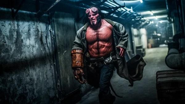Niel Marshall,Hellboy,phim chiếu rạp