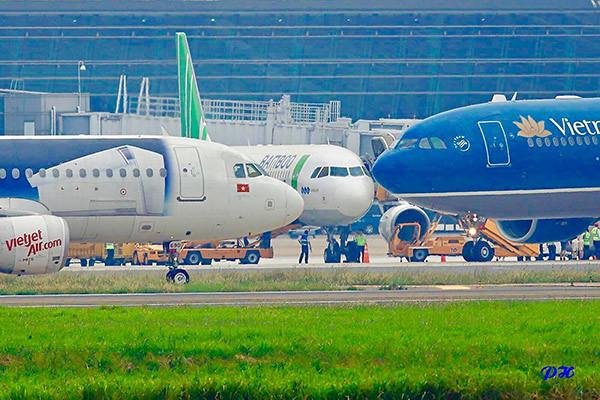 Hàng không Việt Nam cạnh tranh hưởng lợi chứ không 'chiến đấu'