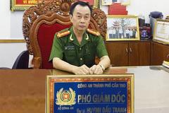 Phó giám đốc Công an TP Cần Thơ Huỳnh Đấu Tranh qua đời