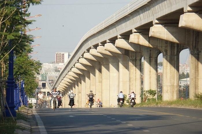 Dự án Metro Bến Thành – Suối Tiên,metro Sài Gòn,metro số 1,đường sắt tốc độ cao,vốn ngân sách,UBND TP.HCM
