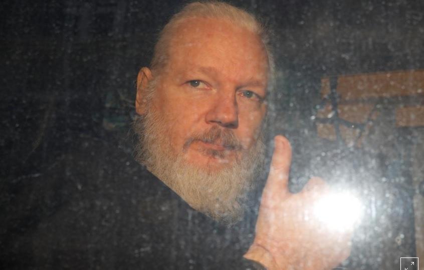 WikiLeaks,người sáng lập WikiLeaks,bắt giữ Julian Assange