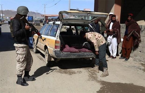 Căn cứ không quân lớn nhất của Mỹ tại Afghanistan bị tấn công