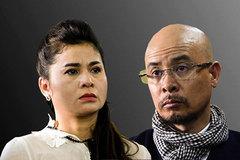 Bà Lê Hoàng Diệp Thảo tránh mặt khi bị cưỡng chế trả con dấu cho Trung Nguyên