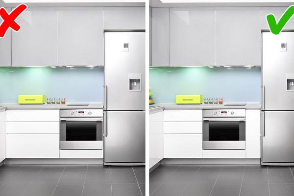 Ngã ngửa với những lỗi thiết kế nhà bếp ít người để ý