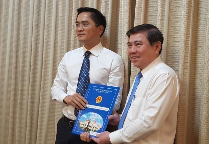 TP.HCM bổ nhiệm 2 Giám đốc sở
