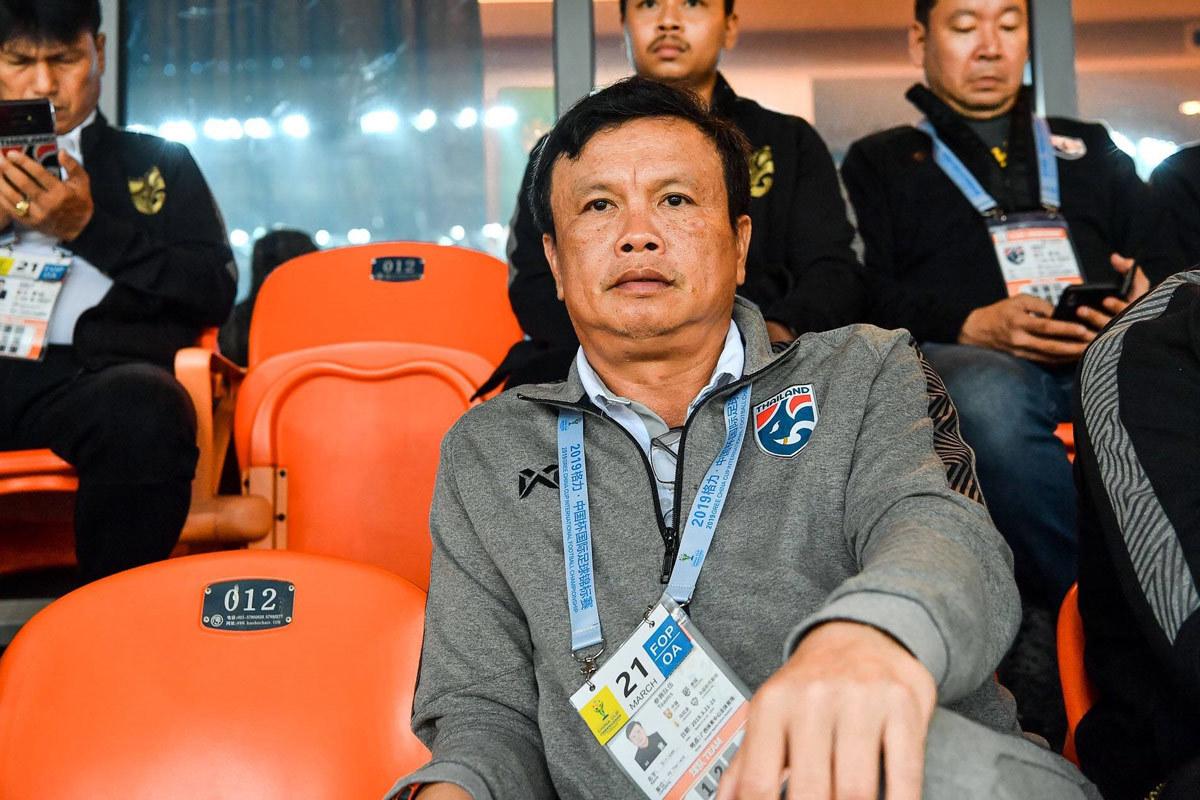 Thái Lan chốt HLV trưởng, chờ đấu tuyển Việt Nam ở King's Cup