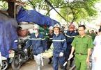 Vụcháy 8 người chết và mất tích ở Trung Văn, có cả nhà 4 người
