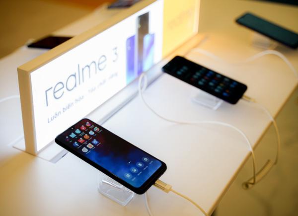 Realme - khát khao của một thương hiệu mới