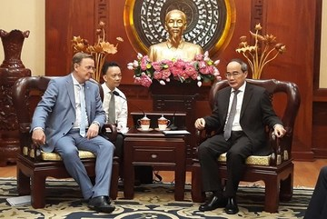 HCM City seeks vocation training cooperation with Germany's Thuringia state