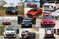 Những thương hiệu ô tô bán đắt khách nhất ở Việt Nam trong 3 tháng qua