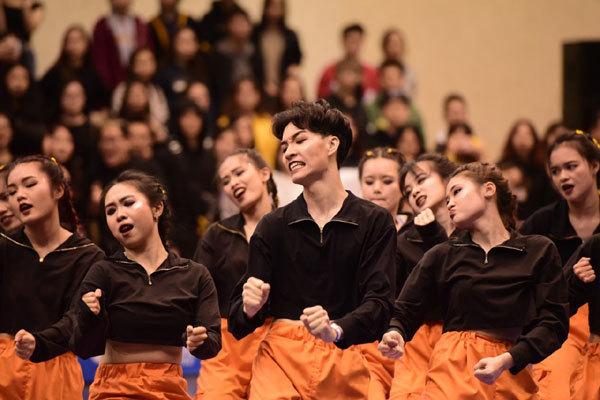 TikTok đồng hành cùng Giải Thể thao Sinh viên Việt Nam 2019