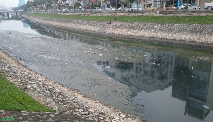 Japan to help treat polluted To Lich River