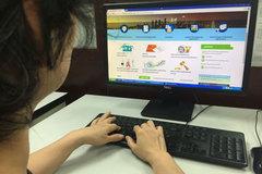 Hanoi pioneers online business registration