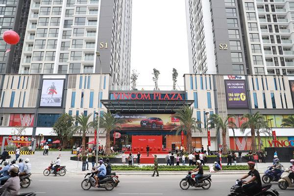 Khai trương TTTM Vincom Plaza Skylake tại Nam Từ Liêm