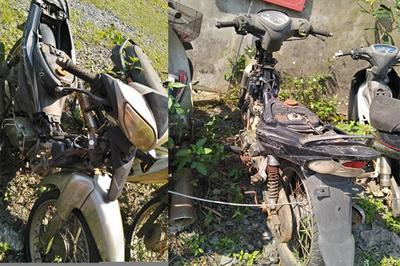 Nhận được xe máy sau 7 năm mất trộm và cái kết khôi hài