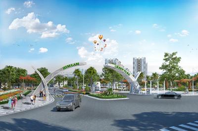 Sức hút kinh ngạc của Him Lam Green Park