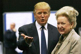 Lý do chị gái ông Trump thoát bị điều tra