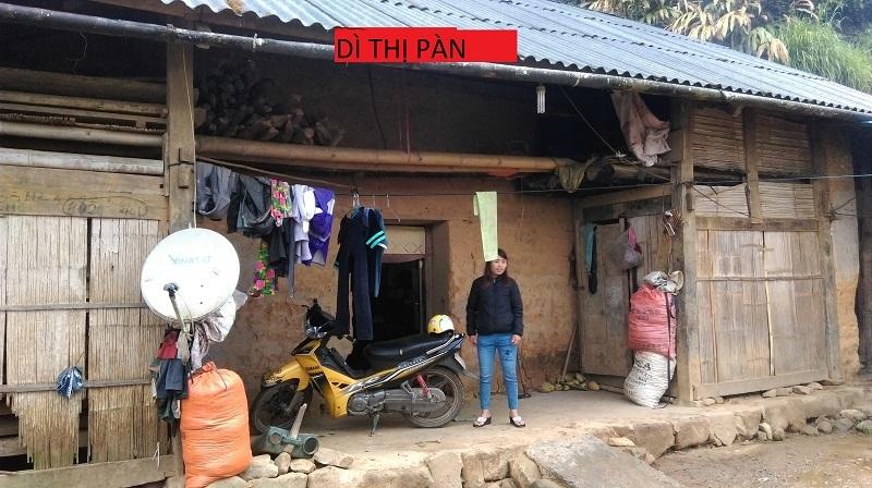 Gia đình bà Dì Thị Pàn - Lai Châu