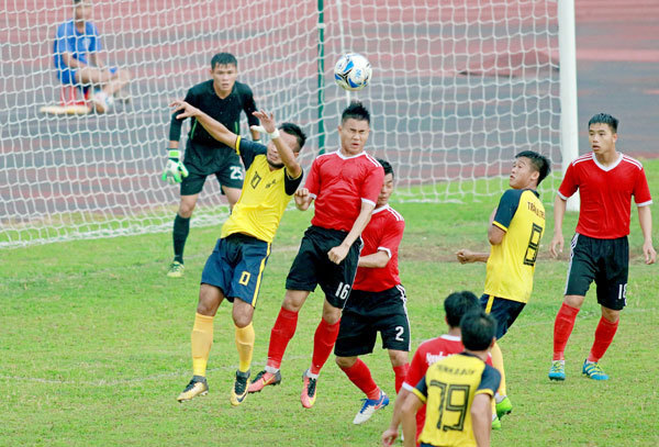 National Second Division Football Championship to kick off in May