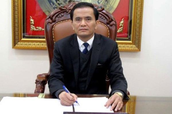 Ông Ngô Văn Tuấn trở lại làm việc tại UBND tỉnh Thanh Hóa