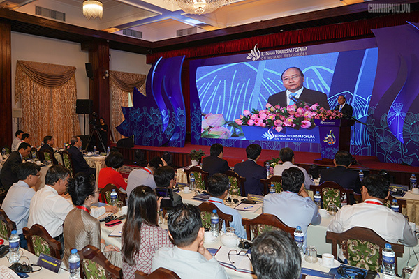 Thủ tướng nêu 3 chữ 'C' quan trọng để phát triển du lịch