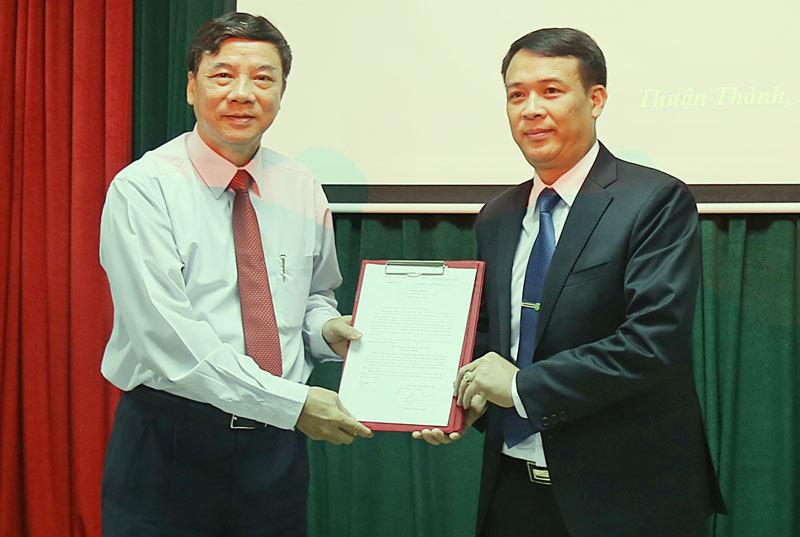 Hà Nội và 9 địa phương bổ nhiệm nhân sự mới