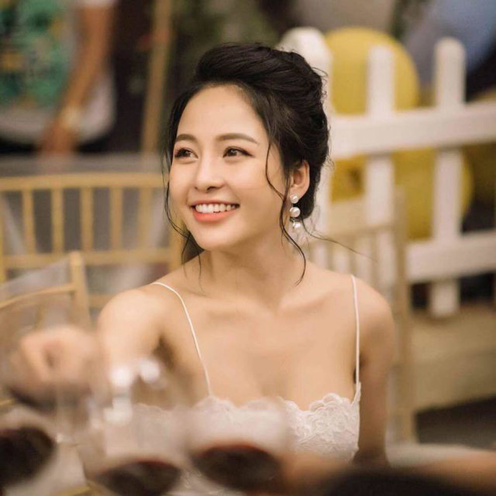 Hot girl,Hot girl Trâm Anh