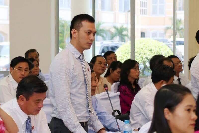 Thống nhất cách tất cả chức vụ trong Đảng với ông Nguyễn Bá Cảnh