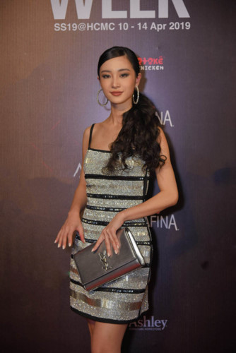 Vietnamese celebs out in force for VIFW's opening ceremony