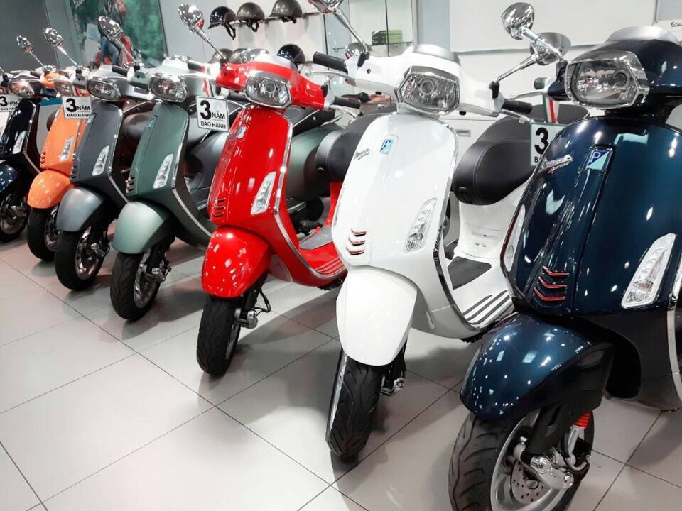 Quan chức hô hào c.ấm xe máy, dân vẫn mua 3,5 triệu chiếc/năm