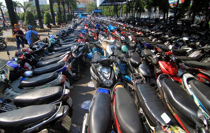 cấm xe máy,xe máy,xe tay ga,xe tay ga cao cấp,xe số,xe máy điện,thị trường xe máy,kinh doanh xe máy
