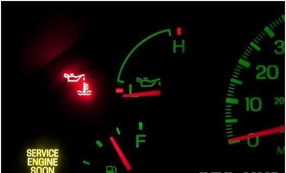 Đèn báo nhớt ô tô sáng nếu bỏ qua, sẽ nguy hiểm khó lường
