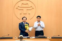 Hà Nội có Giám đốc Sở Quy hoạch Kiến trúc mới