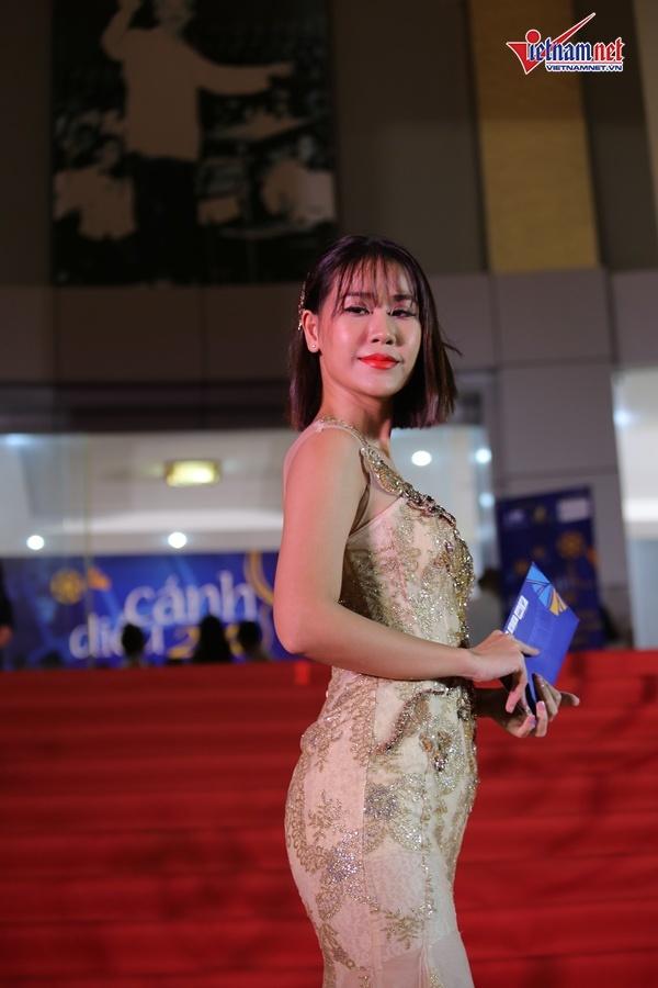 Dàn sao Việt khoe sắc trên thảm đỏ Cánh diều 2018