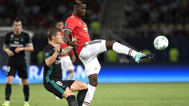 MU vỡ mộng C1, Real gạ đổi Pogba và Toni Kroos