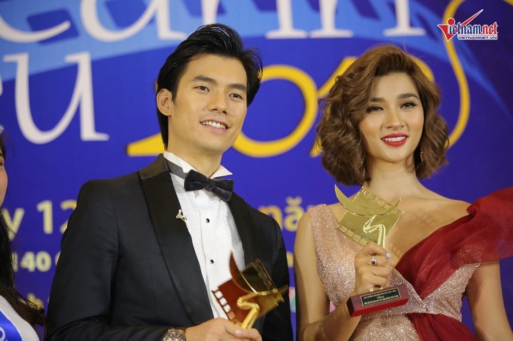 Vượt mặt Trường Giang, Liên Bỉnh Phát nhận giải Cánh diều Vàng 2018