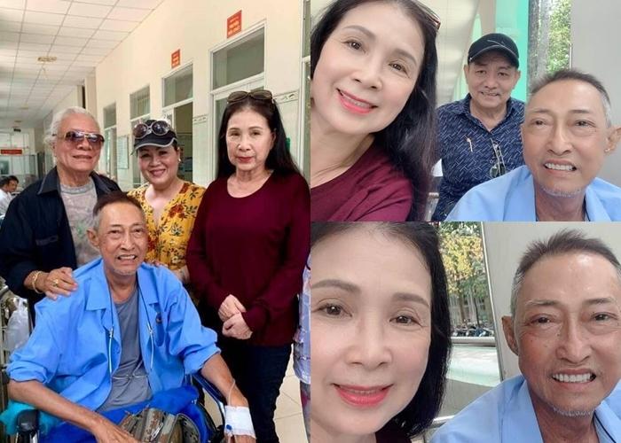 Chi Dân và Ninh Dương Lan Ngọc tay trong tay tình tứ ở Thái Lan