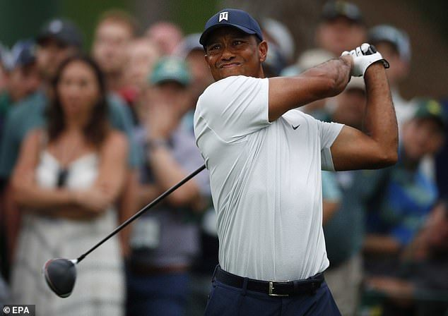 Tiger Woods,The Masters 2019