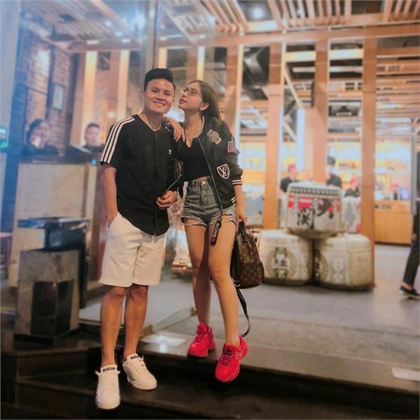 Quang Hải,Nhật Lê,Hot girl,Tình yêu