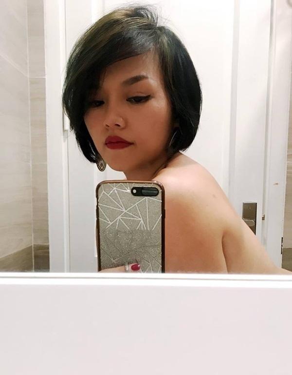 Thái Thùy Linh kinh tởm việc dọa 'bẩn' tung ảnh, clip nóng
