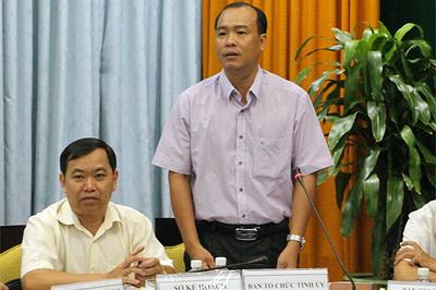 Vĩnh Long nói về việc xe biển xanh đậu trước nhà Trưởng ban Tổ chức Tỉnh ủy