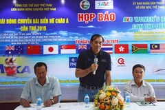19 teams to compete at Asian Volleyball Confederation Women's Beach Volleyball Tour 2019 in VN