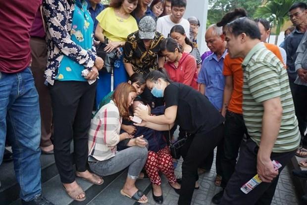 Vụ cháy ở Trung Văn: Đã xác định xong kết quả ADN 8 người chết