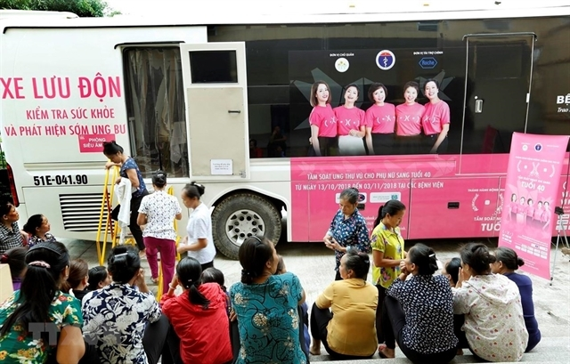 Vietnamese awareness of cancer's early warning signs remains low