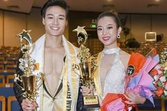 Xuân Đạt, Xuân Quỳnh giành Người mẫu thể hình Việt Nam 2019
